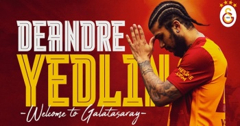 DeAndre Yedlin Galatasaray'da