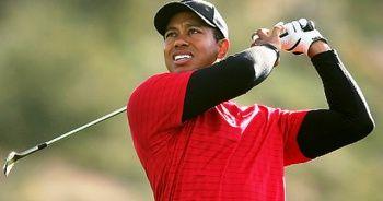 Dünyaca ünlü golfçü Tiger Woods kaza geçirdi