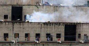 Ekvador'da hapishanelerde isyan çıktı: 67 ölü