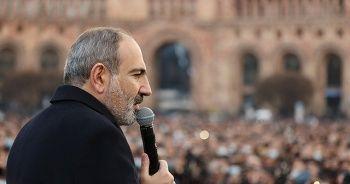 Ermenistan'da Paşinyan destekçilerine seslendi