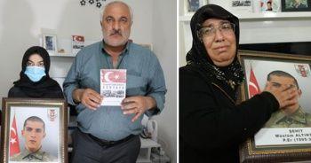 Gara şehidimizin ailesi konuştu: Oğlum işkenceye maruz kalmış