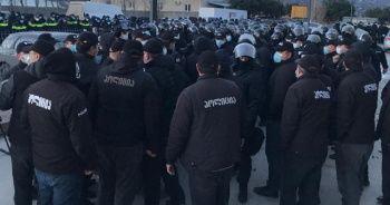 Gürcistan'da ana muhalefet lideri gözaltına alındı