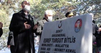 İçişleri Bakanı Soylu, Eşref Bitlis'i ve Gara Şehitleri'ni kabri başında andı