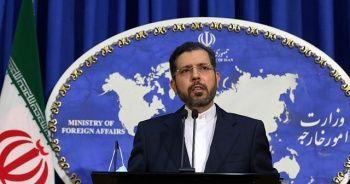 İran, AB'nin nükleer anlaşmayla ilgili toplantı önerisini reddetti