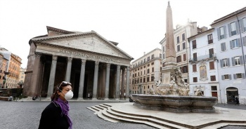 İtalya'da son 24 saatte 13 bin 314 yeni vaka