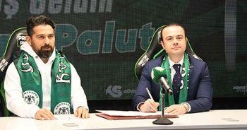 İttifak Holding Konyaspor İlhan Palut ile anlaştı