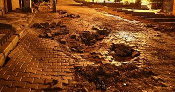 İzmir'deki kuvvetli yağış su baskınlarına neden oldu