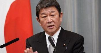 Japonya Dışişleri Bakanı Motegi'den Myanmar çağrısı