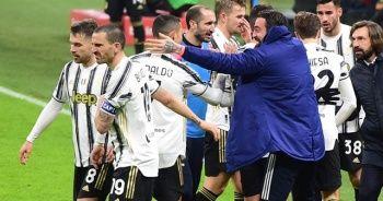 Juventus, İtalya Kupası'nda finale yükseldi