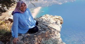 Kayalıklardan düşerek hayatını kaybeden hamile kadının ağabeyinden ilginç iddia
