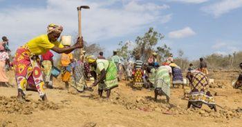 Kenya'da hükümet, su sıkıntısı yaşanan bölgelere yardım yapacak