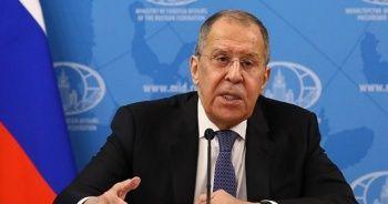 Lavrov: ABD, hava saldırısından önce bizi uyardı