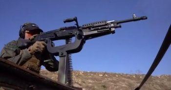 Makineli tüfek PMT 7.62'nin geliştirmesi sürüyor