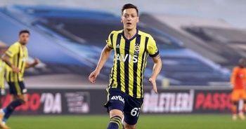 Mesut Özil'in ilk kez derbide