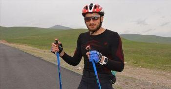 Milli kayakçı Hamza Dursun, Balkan Kupası'nda iki madalya kazandı