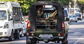 Myanmar'da bilgisayar korsanları, orduya ait sitelere saldırdı