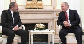 Putin, Paşinyan ile görüştü
