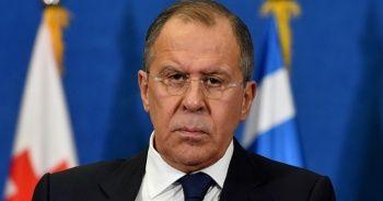 Rusya Dışişleri Bakanı Lavrov'dan AB'ye