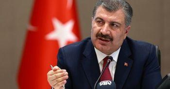 """Sağlık Bakanı Koca: """"Yerinde karar"""" dönemine geçiyoruz"""