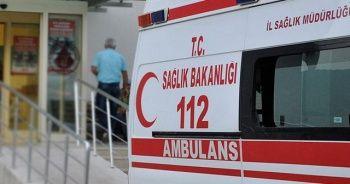 Samsun'da doğal gaz faciası: 1 ölü, 1 zehirlenme