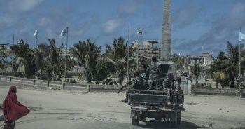 Somali'de cumhurbaşkanı adaylarının kaldığı otel çevresinde çatışma