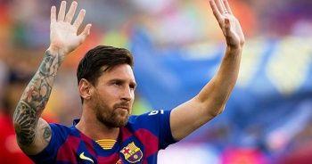 Son 10 yılın en iyi futbolcusu Lionel Messi