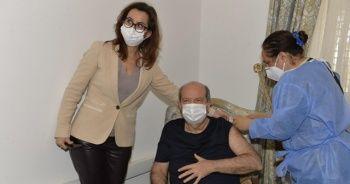 Tatar, ikinci doz aşısını oldu