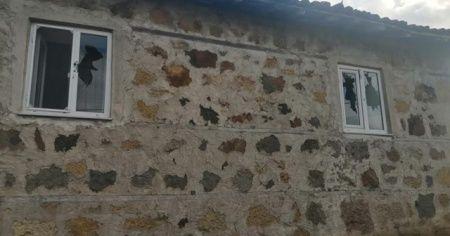 Cinayet zanlısı sis bombasıyla evden çıkarıldı