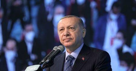Cumhurbaşkanı Erdoğan: 81 ilde bugüne kadar 1,5 milyon konutun dönüşümünü tamamladık