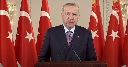 Cumhurbaşkanı Erdoğan: Hayatımızı ortaya koyuyoruz