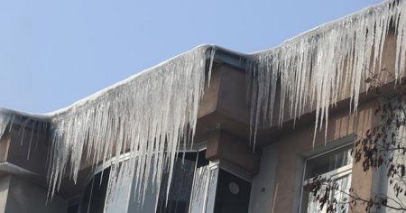 Doğu Anadolu'nun en soğuk kenti sıfırın altında 19 dereceyle Ağrı oldu