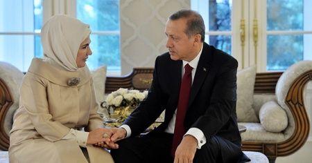 Emine Erdoğan, Cumhurbaşkanı Erdoğan'ın doğum gününü kutladı