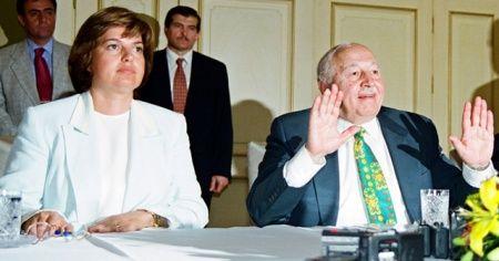 Eski başbakanlardan Çiller, Necmettin Erbakan'ı andı