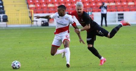 Gaziantep 8 maçta 6 puan topladı