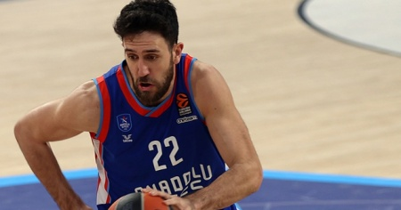 Haftanın MVP'si Vasilije Micic oldu
