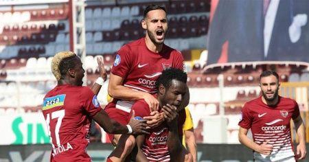 Hatayspor Ankaragücü'nü 4 golle geçti