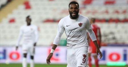 Hatayspor'dan Boupendza açıklaması