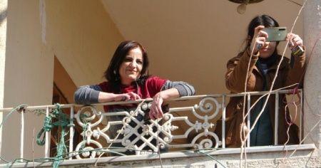 HDP'li kadın Vanlı annelere güldü