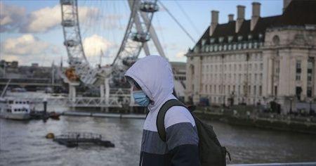 İngiltere'de son 24 saatte Covid-19'a bağlı 144 can kaybı