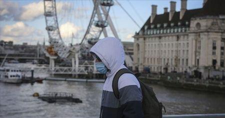 İngiltere'de son 24 saatte Kovid-19'dan 290 can kaybı