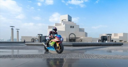 Katar, MotoGP yarışına ev sahipliği yapmaya hazırlanıyor