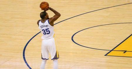 Kevin Durant sakatlığı nedeniyle NBA All-Star maçında oynayamayacak
