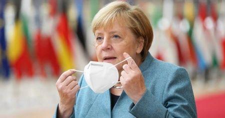 Merkel, üçüncü dalga uyarısı yaptı
