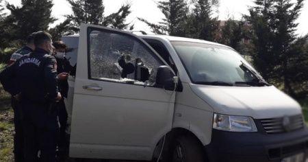 Minibüste yaktıkları mangal sonları oldu