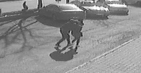 Nevşehir'deki kadın cinayetinin görüntüleri ortaya çıktı