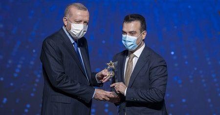 """TGRT Haber'e """"Trafik Medya"""" ödülü"""