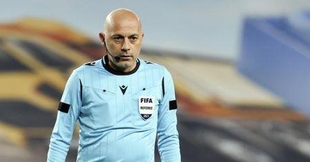Trabzonspor - Fenerbahçe maçının VAR hakemi Cüneyt Çakır