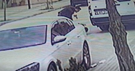 Trafikte tartıştığı sürücüye kurşun yağdırdı