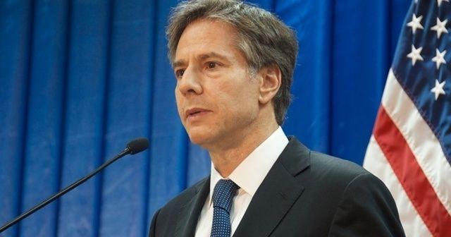 ABD Dışişleri Bakanı: Kıbrıs'ı birleştirecek bir anlaşmayı destekliyoruz