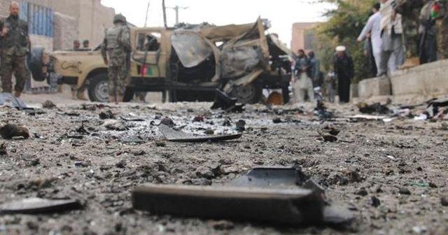 Afganistan'da patlama: 3 ölü, 10'dan fazla yaralı